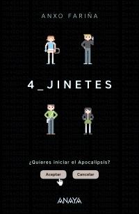 Resultado de imagen de 4_Jinetes, Anxo Fariña